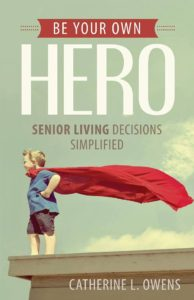 Be Your Own Hero Book Cover